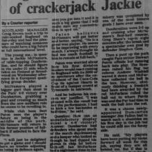 The Courier Report 04/09/1995 (Dumbarton(a))