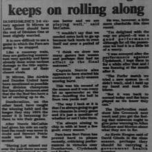 The Courier Report 18/09/1995 (StMirren(a))