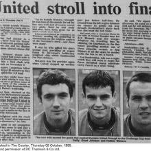 The Courier Report 05/10/1995 (DundeeUnited(h))
