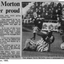 The Courier Report 27/11/1995 (Morton(h))