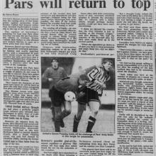 The Courier Report 26/02/1996 (DundeeUnited(h))