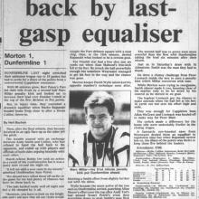 The Courier Report 20/03/1996 (Morton(a))
