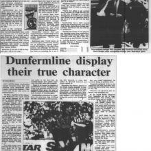 The Courier Report 29/04/1996 (DundeeUnited(a))