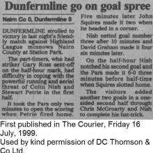 The Courier Report 16/07/1999 (NairnCounty(a))