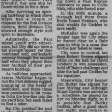 The Courier Report 21/07/1999 (BrechinCity(a))