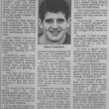 The Courier Report 06/12/1999 (AyrUnited(a))