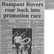 The Courier Report 04/01/2000 (RaithRovers(a))