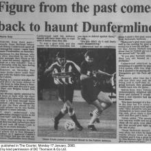 The Courier Report 17/01/2000 (Falkirk(h))