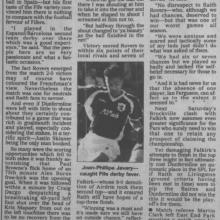 The Courier Report 20/03/2000 (RaithRovers(h))