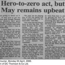 The Courier Report 03/04/2000 (Livingston(h))